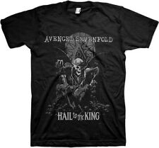 AUTHENTIC AVENGED SEVENFOLD A7X END OF DAYS MUSIC ROCK BAND SHIRT S M L XL 2XL