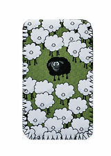 Black sheep  Mobile PHONE CASE POUCH Fits Sony xperia L, M, SP, Go, E Dual