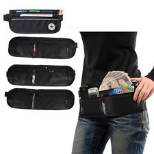 Travel Running Waist Bum Belt Bag Pocket Cycle Hiking Holiday Money Pouch h