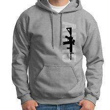 Right To Bear Arms Tee Rifle AR15 Weapons Political Guns Hoodie