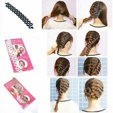 Fashion Centipede Braid Hairstyle Girls Hairpin Plate Made Torsion Hair Braider