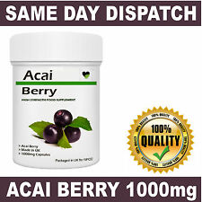 Acai Berry Capsules - 2000mg Daily Strength - NPCC Health