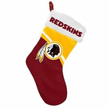 "NFL Football Team SWOOP Logo 17"" Holiday Christmas Stocking FOREVER Xmas NEW"