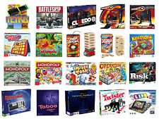 Hasbro - MB Games - Family - Children's Board Games Assortment