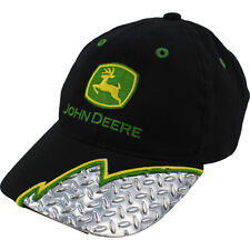 "John Deere ""Silver Plated"" Toddler Baseball Cap Trucker Hat 2T/3T  4T/5T"