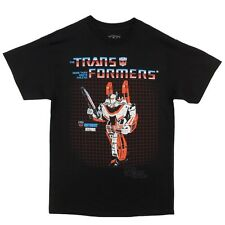 Transformers Autobot Jetfire Toy Box Art 80's Licensed Adult Shirt S-3XL