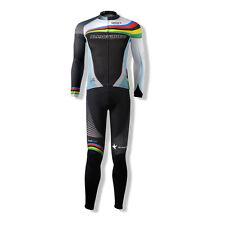 SPAKCT Cycling Suits Long Sleeve Jersey & Tights Pants-Cote d'Azur New