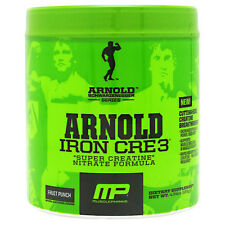Iron CRE3 Muscle Pharm Arnold Series ION-3 30 Serv. LOWEST Prices FREE Shipping