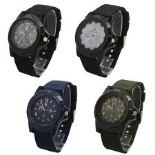 Hot Sale Cloth Band Luxury Metal Watch Gift For Mens Casual Watch 5 Designs New