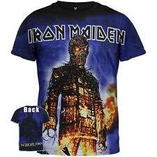 Iron Maiden - Wicker Man All-Over Men's Multi T-Shirt