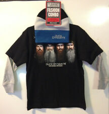 """Duck Dynasty """"The Beards are Back"""" Long Sleeve Shirt and Toboggan Combo"""