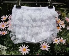 BABY GIRL BLOOMERS RUFFLE NAPPY COVER  9 x styles in 3 x sizes    AUSSIE SELLER