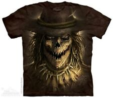 New SCARECROW FACE T Shirt