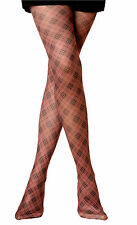 EXCLUSIVE NEW LADIES PRINTED TIGHTS 40 DEN VARIOUS COLOURS WOMENS STOCKINGS
