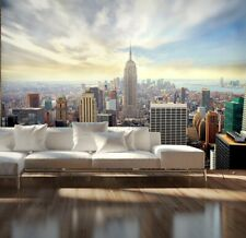 Wall Mural Wallpapers CITYSCAPE New York Brooklyn Bridge Perth Sydney Wallpaper