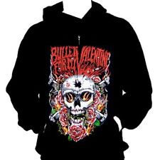 Bullet For My Valentine Roses Zip Up Hooded Sweatshirt New XL, 3XL