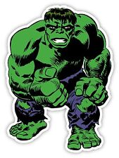 INCREDIBLE HULK Sticker Decal *3 SIZES* Comics Art Vinyl Bumper Wall