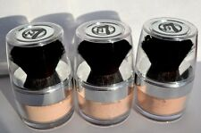 W7 Mineral Powder With Mirror  Natural Beige , Ivory  ,Sand   New