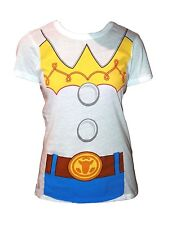 Toy Story I AM Jessie Costume Officially Licensed Disney Woman Junior Shirt S-XL