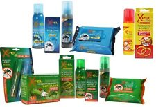 Xpel Mosquito & Insect Repellent Tropical Formula Repellers & Sting Relief - ALL
