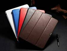 Luxury Genuine Leather Case Cover For Samsung Galaxy Note 10.1 2014 Edition P600