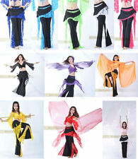 Fashionable Belly Dance Dancing Lace Pants Dancewear Costumes Skirt 11 Colour