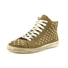 Steve Madden Twynkle Womens Brown Regular Suede Sneakers