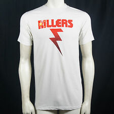 Authentic THE KILLERS Band China Flag Bolt Logo T-Shirt S - XXL Official NEW