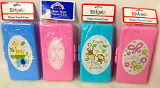 New Baby Diaper Wipes Case Refillable Wipes Container Travel Diaper Bag