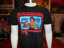 the story of riki t shirt riki-oh movie horror action the daily show tokyo shock