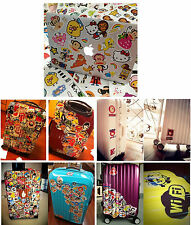 Cute DIY Cartoon decal stickers (ex. Tokidoki, Adidas) Early Summer SALE 20% OFF