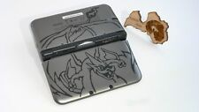 Pokemon themed Mega charizard Y double sided decal for 3ds or 3ds XL