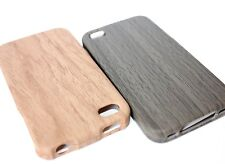 iPHONE 4 4G 4S - HARD RUBBERIZED PROTECTOR SNAP ON SKIN CASE COVER WOOD OAK TREE