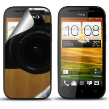 For HTC ONE SV LTE Mirror Screen Protector LCD Film Shield Cover