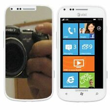 For Samsung FOCUS 2 II I667 Mirror Screen Protector LCD Film Shield Cover