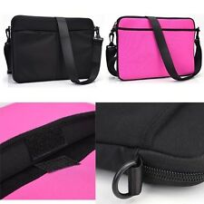 "Shoulder Messenger Sleeve Bag Pouch Case Cover for 8.9"" 9.7"" 10"" Smart Tablet"