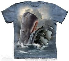 New MOBY DICK WHALE T Shirt