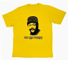 WE ARE FAMILY, PITTSBURGH PIRATES, WILLIE STARGELL BASEBALL SPORTS T SHIRTS