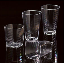 Disposable Plastic Shot Glass Glasses / Tumbler Tumblers Wine Cup / Beer Cups
