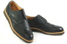MOODA Men Oxford Dress Shoes Formal Leather Casual Loafer Lace up Wing Tip DANAS