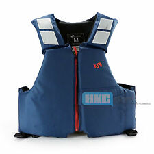 BLUESTORM Buoyancy Aid Adult Life Jacket PFD For Boating Fishing Outdoor Navy