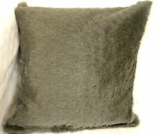 Luxury Grey Faux Fur Scatter Cushion Covers,Cover,Cushions,Fur Both Sides