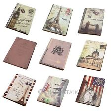Well For Ipad Air Ipad 5 Retro Classic PU Leather Smart Flip Stand Case Cover