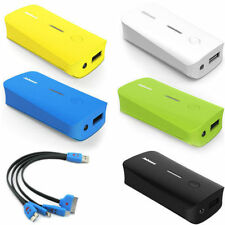 5600mAh Portable External Power Bank Battery USB Charger for iPhone Samsung HTC