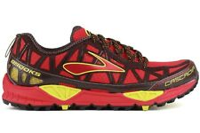 Brooks Cascadia 8 110133 1D 673 New Mens Red Java Black Athletic Running Shoes