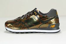"NEW MEN'S NEW BALANCE ""TROPICAL FISH"" ML574ALO WIDTH MEDIUM (D) (T)"