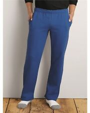 Gildan - Ultra Blend Open Bottom Pocketed Sweatpants - 12300