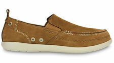 Crocs Harborline Nubuck Mens Loafer