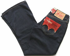 "Levi's Jeans Girls Type One Bootcut 927.10.43 One Wash Sizes: W 28"",30"",32"""