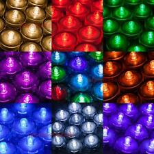 12/24 LED Submersible Waterproof Multi-color Wedding Decorate Tea Battery light